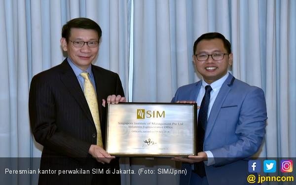 Singapore Institute of Management Lebih Dekat di Jakarta - JPNN.COM