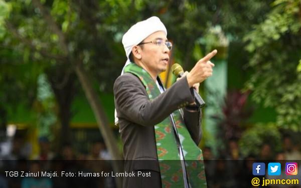 TGB Ulama Kharismatik, Pemilih di NTB Bakal Lari ke Jokowi - JPNN.COM