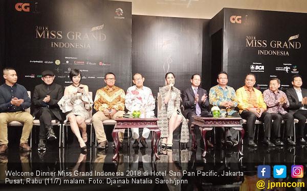 Finalis Miss Grand Indonesia Perebutkan Mahkota Rp 3 Miliar - JPNN.COM
