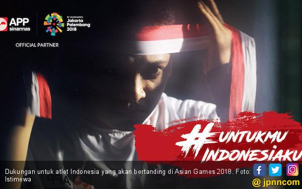 Jelang Asian Games, Kampanye #UntukmuIndonesiaku Viral - JPNN.COM