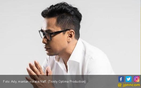 Ady, Mantan Vokalis Naff Kini Bersolo Karier - JPNN.COM