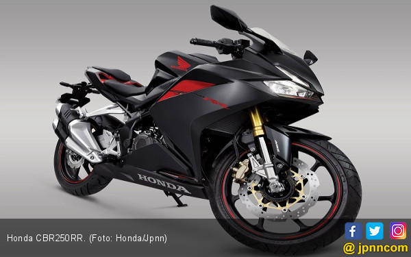 Teknologi MotoGP Belum Sukses Katrol Jualan Honda CBR250RR - JPNN.COM