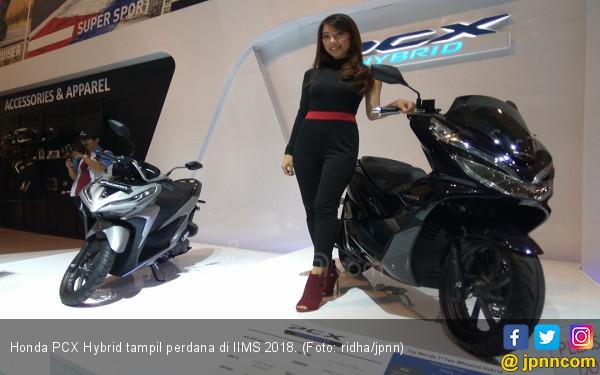 AHM Rilis Harga Honda PCX Hybrid, Tertarik? - JPNN.COM