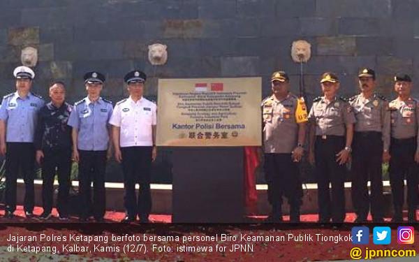 Kapolres Dicopot Akibat Kantor Bersama Polisi RI & Tiongkok - JPNN.COM