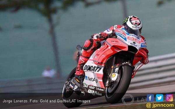 FP2 MotoGP Jerman: Lorenzo Pertama, Rossi ke-17 - JPNN.COM