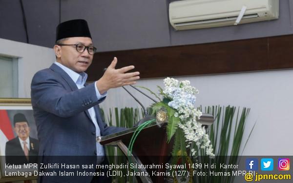 Ketua MPR Ajak LDII Ikut Jaga Persatuan di Tahun Politik - JPNN.COM