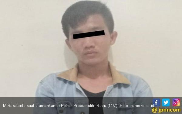 Remaja Belasan Tahun Ketangkap Bawa Senjata Api dan Peluru - JPNN.COM