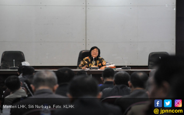 Menteri Siti Ajak Publik Kelola SDA Secara Berkelanjutan - JPNN.COM