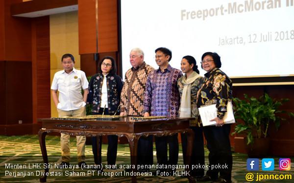 KLHK Minta Freeport Lebih Perhatikan Lingkungan - JPNN.COM