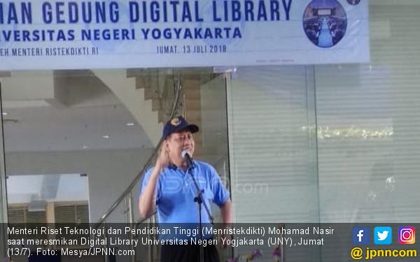 Perguruan Tinggi Perlu Mengembangkan Digital Library - JPNN.COM
