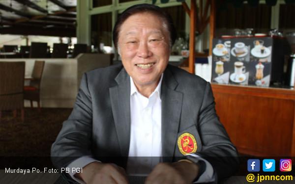 Pesan Penting Murdaya Po untuk Pegolf Asian Games 2018 - JPNN.COM