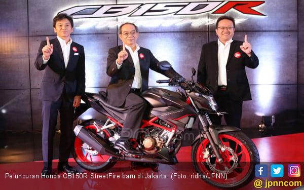 Simak Ubahan Honda CB150R StreetFire Baru - JPNN.COM