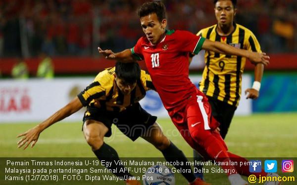 Perebutan Posisi III, Perkiraan Pemain Indonesia vs Thailand - JPNN.COM