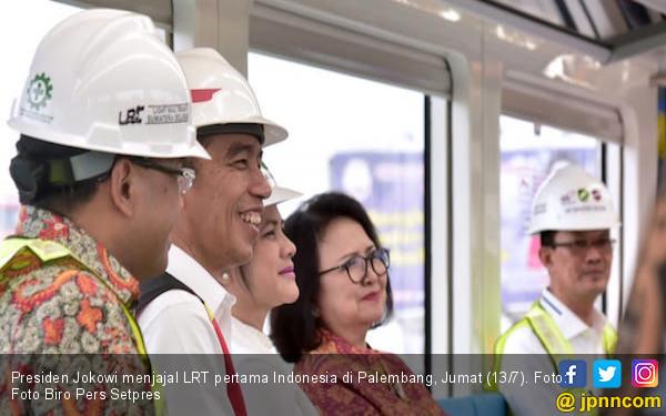 Pemerintah Segera Bangun Transportasi LRT di Tiga Kota Ini - JPNN.COM