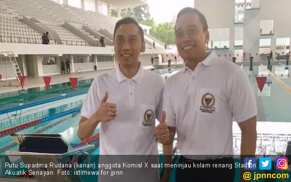 Zohri Jadi Juara Dunia Atletik, Putu Supadma Ucapkan Selamat - JPNN.COM