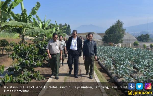 Kementan Bertekad Lahirkan Petani Melek Teknologi - JPNN.COM
