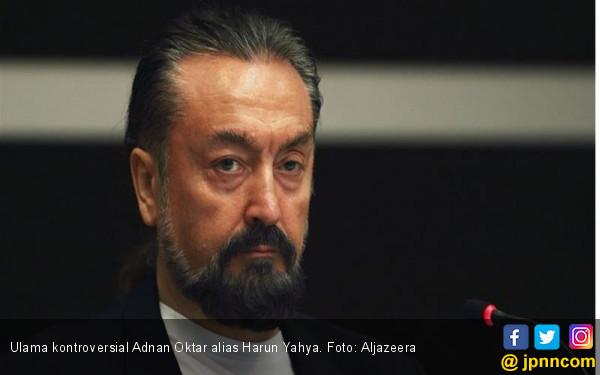 Polisi Turki Tangkap Ulama Kontroversial Harun Yahya - JPNN.COM