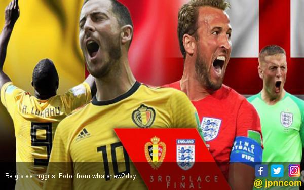 Cek Bursa Taruhan Belgia vs Inggris di Sini - JPNN.COM