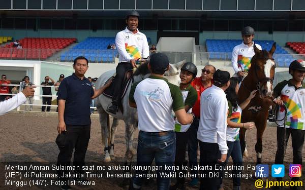 Kementan Pastikan Standar Kesehatan 17 Kuda Asian Games - JPNN.COM