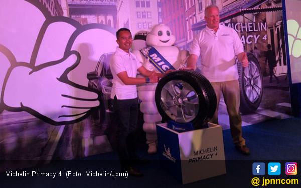 Generasi Baru Ban Michelin Primacy 4 Andal di Jalan Basah - JPNN.COM