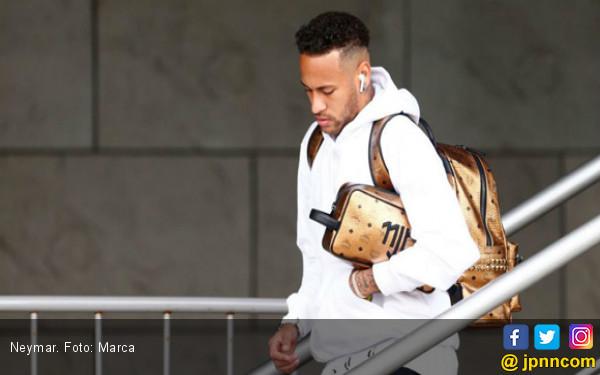 Resmi! Real Madrid Tidak Berminat Datangkan Neymar - JPNN.COM