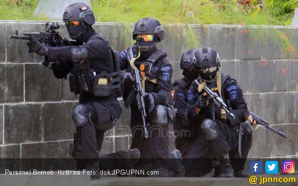 Ribuan Penembak Jitu Diterjunkan ke Daerah Rawan Konflik Pemilu - JPNN.com