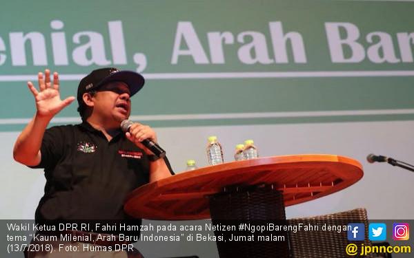 Fahri Hamzah: Poros Baru Akan Muncul 9 Agustus - JPNN.COM