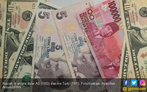 Kurs Rupiah Pagi Ini Melemah Menjadi Rp 14.040 - JPNN.com