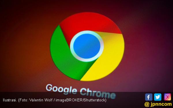 1 Dekade, Tampilan Google Chrome Banyak Berbenah - JPNN.COM