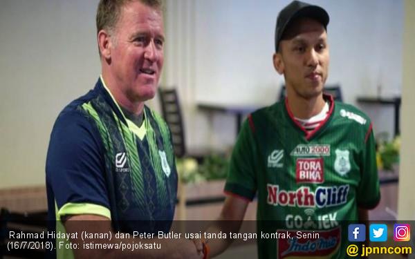 Pemain Incaran PSM dan Borneo FC Ini Resmi Berseragam PSMS - JPNN.COM