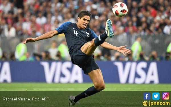 Raphael Varane, 25 Tahun, 4 Liga Champions, 1 Piala Dunia - JPNN.COM