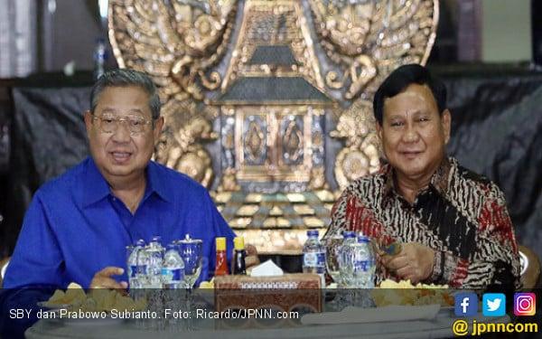 Jelang Daftar ke KPU, Prabowo-Sandi Bertemu SBY - JPNN.COM