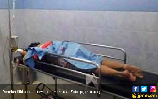 Dormian Tega Bunuh Dua Putranya Lalu Coba Bunuh Diri - JPNN.COM