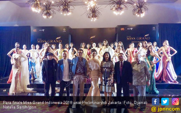 Preliminary Jadi Babak Penentuan Calon Miss Grand Indonesia - JPNN.com