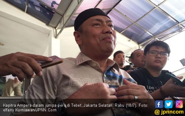Diperingatkan Habib Rizieq, Kapitra Ampera Membalas Begini - JPNN.COM