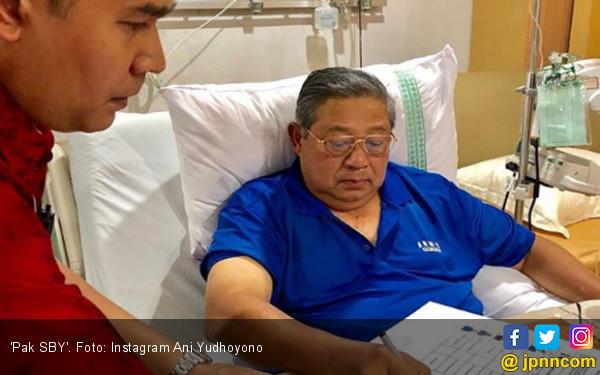 Pak SBY Kelelahan Gara-Gara Tonton Piala Dunia - JPNN.COM