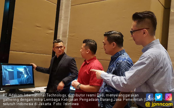 Adakom Gelar Gathering Mitra LKPP seluruh Indonesia - JPNN.COM