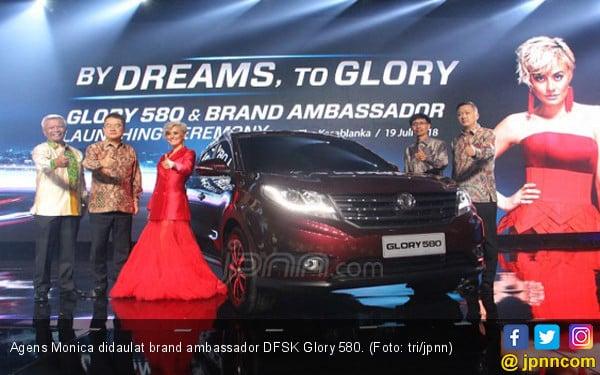Wow, Agnes Mo Didaulat Duta Merek Mobil China - JPNN.com