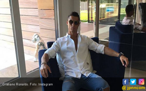 Cristiano Ronaldo Absen di Tur Pramusim Juventus - JPNN.COM