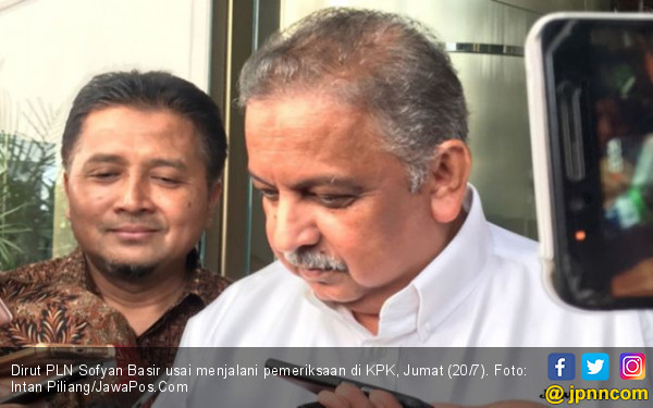 Sofyan Basir Berstatus Tersangka, Seluruh Pegawai PLN Prihatin - JPNN.com