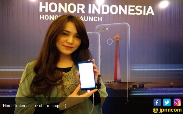 Honor Tumbuh Pesat di Pasar Ponsel Pintar Indonesia - JPNN.COM