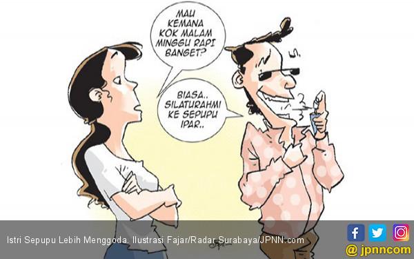 Istri Sepupu Lebih Menggoda - JPNN.COM