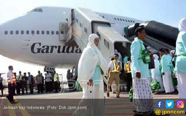 Arab Saudi Tangkap 181 Jemaah Haji Ilegal Asal Indonesia - JPNN.com