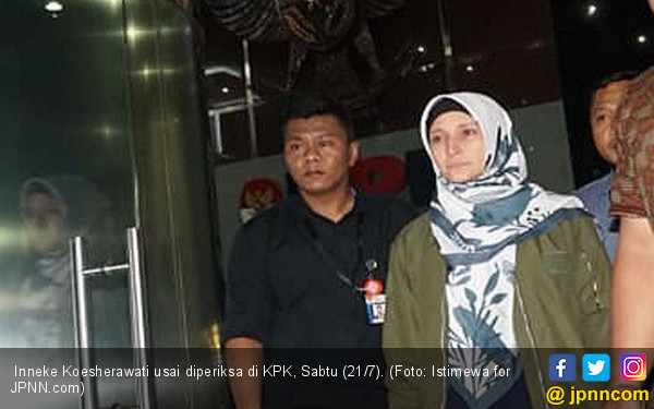 Inneke Ungkap Kondisi Suami di Lapas Sukamiskin - JPNN.com
