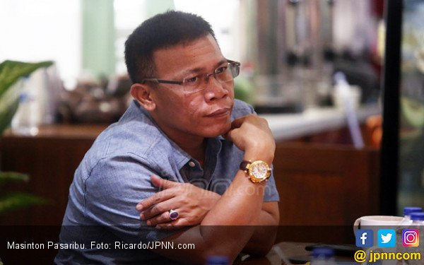 Masinton Pasaribu Ibaratkan PSI seperti Odong - odong - JPNN.COM