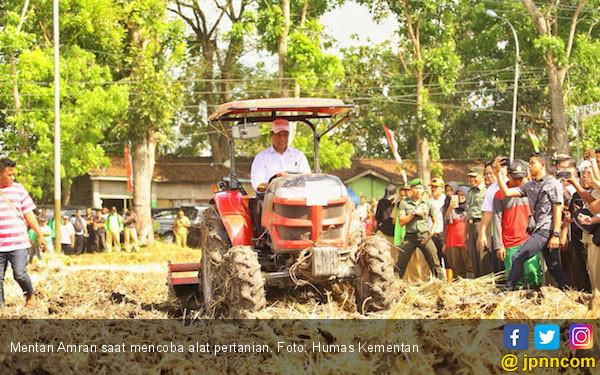 Lapangan Usaha Pertanian Paling Tinggi Pada Triwulan Ii 2018