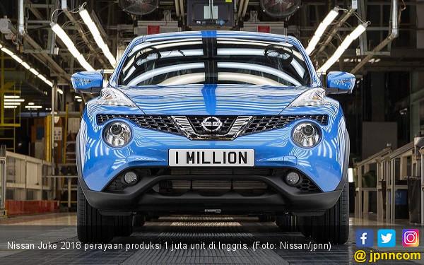 Nissan Kembali Umumkan Kampanye Recall, Juke Terdampak - JPNN.COM
