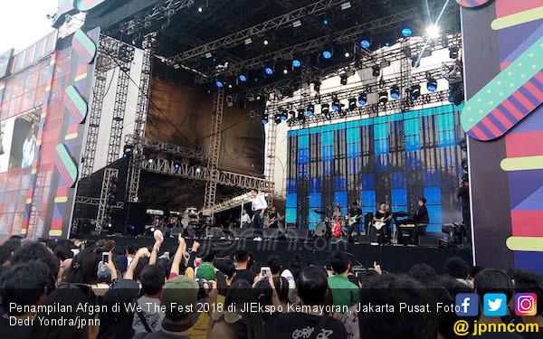 Jadwal We The Fest 2019 Diumumkan, Catat Tanggalnya - JPNN.COM