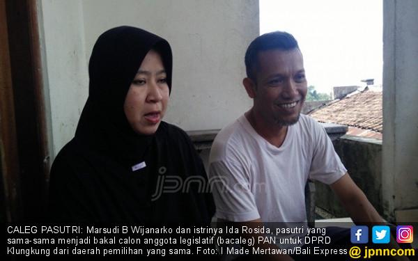 PAN Usung Laki Bini Jadi Caleg di Dapil Sama - JPNN.COM