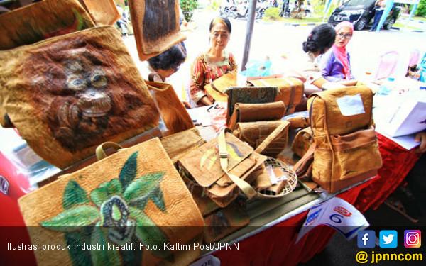 Indonesia Jadi Poros Ekonomi Kreatif pada 2030 - JPNN.COM